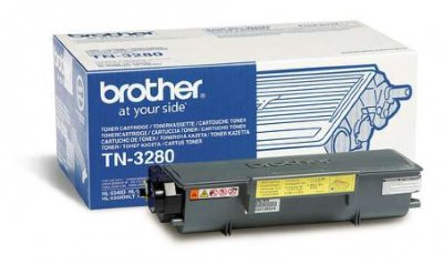 Brother TN-3280 HL-5340/ HL-5340D/ HL-5350 / HL-5370/ DCP-8070 / DCP-8085/MFC-8370 / MFC-8880/ MFC-8890