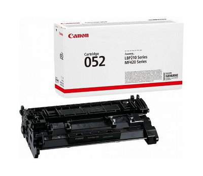 Canon 052 black LBP-212/MF-426 2199C002