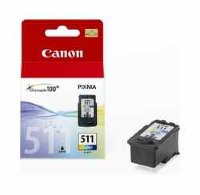Картридж Canon CL-511 ChromaLife Pack картридж CL-511 Color + GP-501 (100 листов, 10x15см)