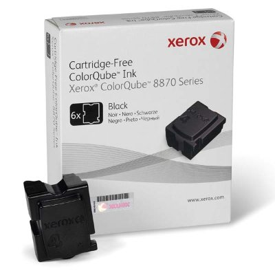 Картридж XEROX 108R00961 black ColorQube 8870/5824  6шт.