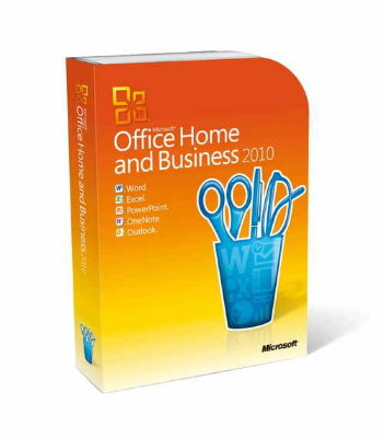 Microsoft Office 2010 home and business BOX (для дома и бизнеса)